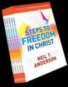 Neil T Anderson - Steps To Freedom In Christ (Pack of 5)