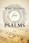 Kate Kirkpatrick - Wise Sayings From The Psalms