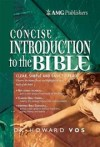 Vos Howard - AMG CONCISE INTRODUCTION TO THE BIBLE TH