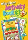 Juliet David - Wipe Clean Activity Book 3
