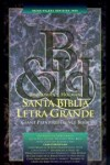 Bible - Santa Biblia Letra Gigante Con Referencias/Giant Print Reference Bible