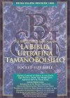 B&h Espanol Editorial Sta - RVR 1960 POCKET SIZE BIBLE BURG BLTH
