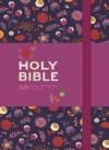NIV Floral Pocket Notebook Bible