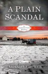 Amanda Flower - A Plain Scandal