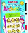 Juliet David & Marie Allen - Bumper Wipe Clean Activities