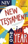 Soul Survivor  - NIV Soul Survivor New Testament In One Year