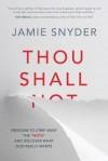 Jamie Snyder - Thou Shall