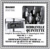 Biddleville Quintette, Birmingham Jubilee Singers, Silver Leak Quartette Of Norf - Complete Recorded Works In Chronological Order Vol 2 1929