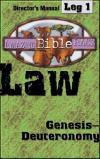 Amazing Bible Race, Leg 1: Law - Genesis-Deuteronomy: Director's Manual