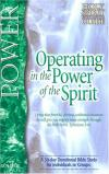 Operating in the Power of the Spirit