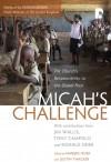Marijke Hoek & Thacker - Micah's Challenge
