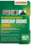 Musicademy - Worship Drums Course: Beginners Box Set Vol 1-3