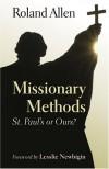 Roland Allen - Missionary Methods
