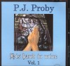 P J Proby - His Hand In Mine Vol 1