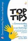 Copsey & Elliott - Top Tips: Communicating God in Non-Book Ways