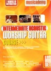 Musicademy - Worship Guitar Course: Intermediate Acoustic Box Set