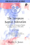 Keith G Jones - The European Baptist Federation
