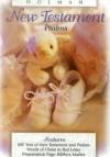 AV Little Lamb New Testament Psalms, White