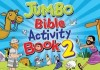 Tim Dowley  - Jumbo Bible Activity Book 2
