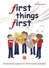 Salvation Army - First Things First - Parts: Baritone / Trombone