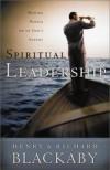 Blackaby Henry - SPIRITUAL LEADERSHIP