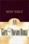 KJV Gift & Award Bible